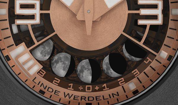 Linde Werdelin Oktopus II Moon Gold