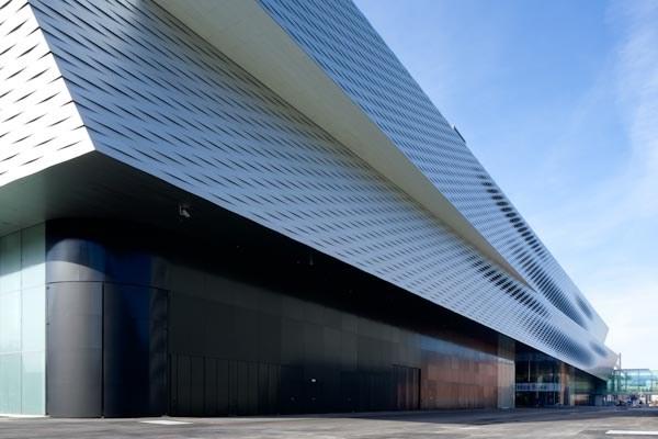 Neubau Messe Basel 2013