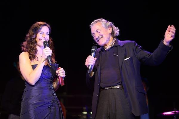 Sandra Studer & Dieter Meier
